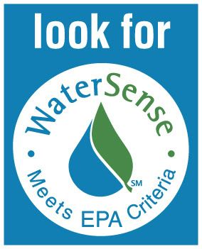 Click here to view WaterSense labeled products.