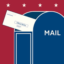 vote by mail image