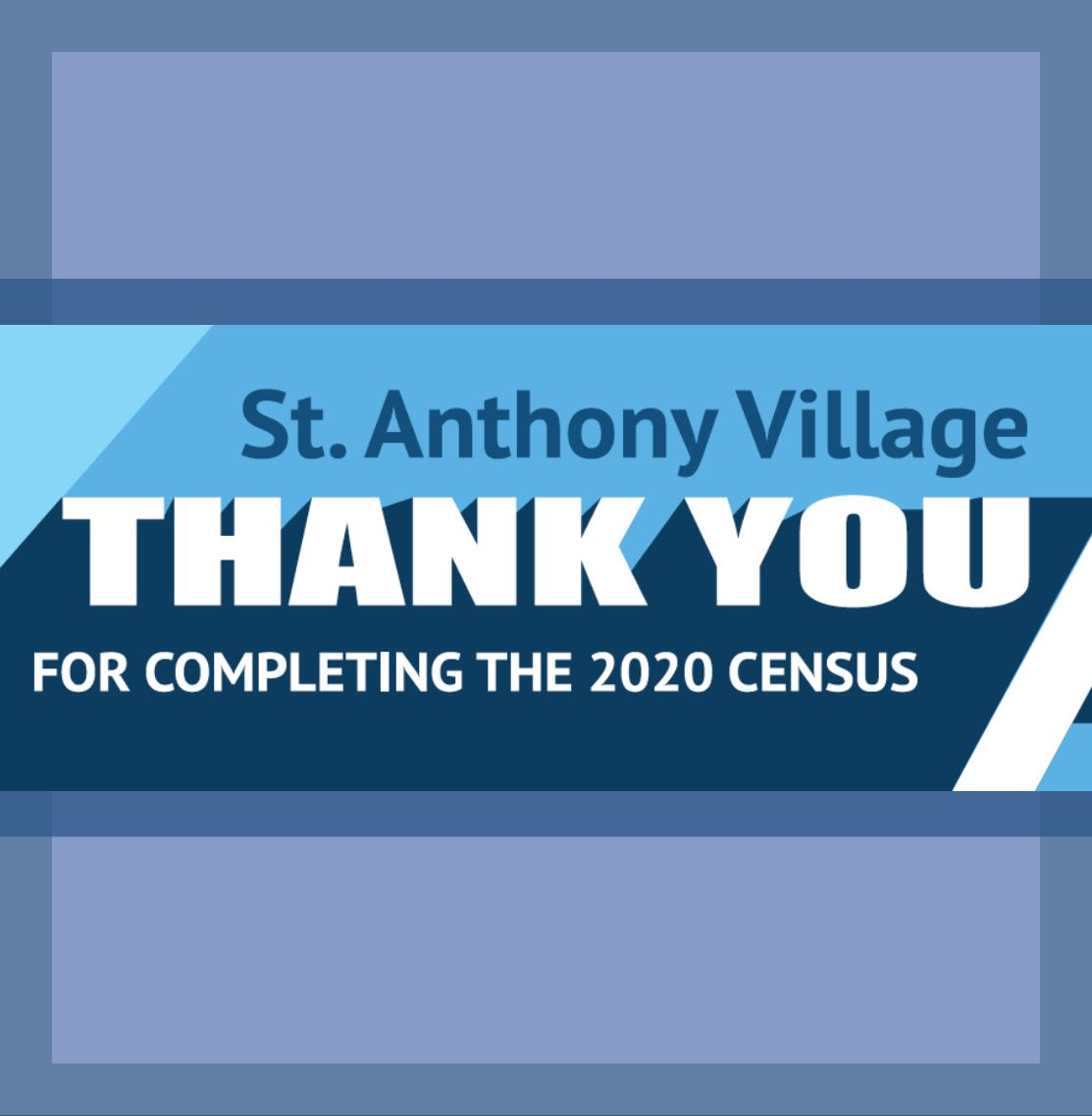 CCC thank you Census