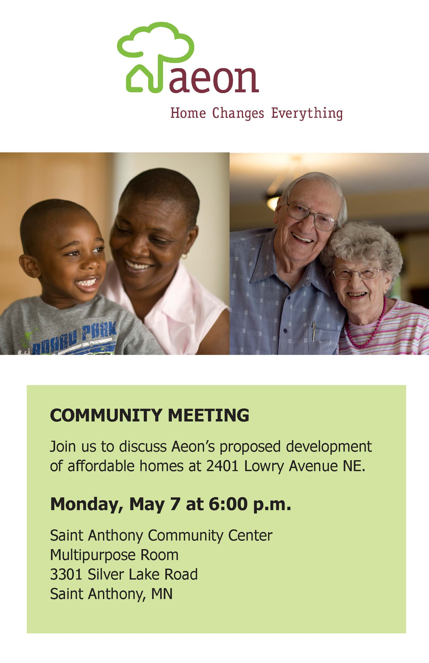 St Anthony community mtg flier April 2018